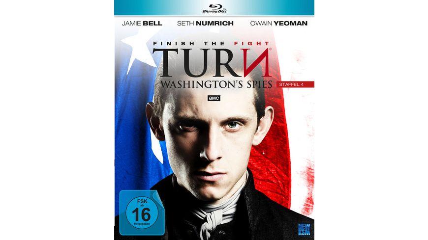 Turn Washington s Spies Staffel 4 4 BRs