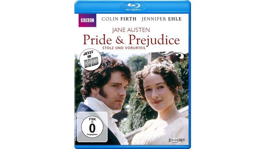 Pride Prejudice Stolz und Vorurteil 1995 Jane Austen 2 BRs