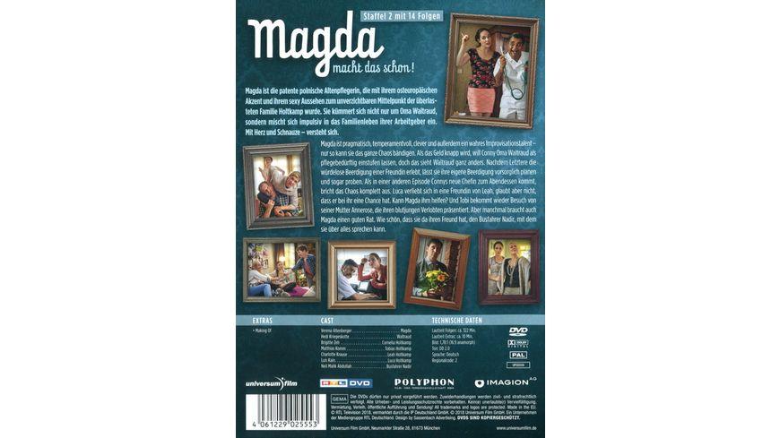 Magda macht das schon Staffel 2 2 DVDs