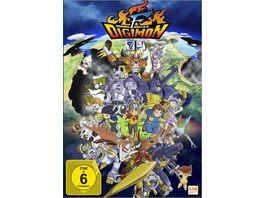 Digimon Frontier Volume 1 Episode 01 17 im Sammelschuber 3 DVDs