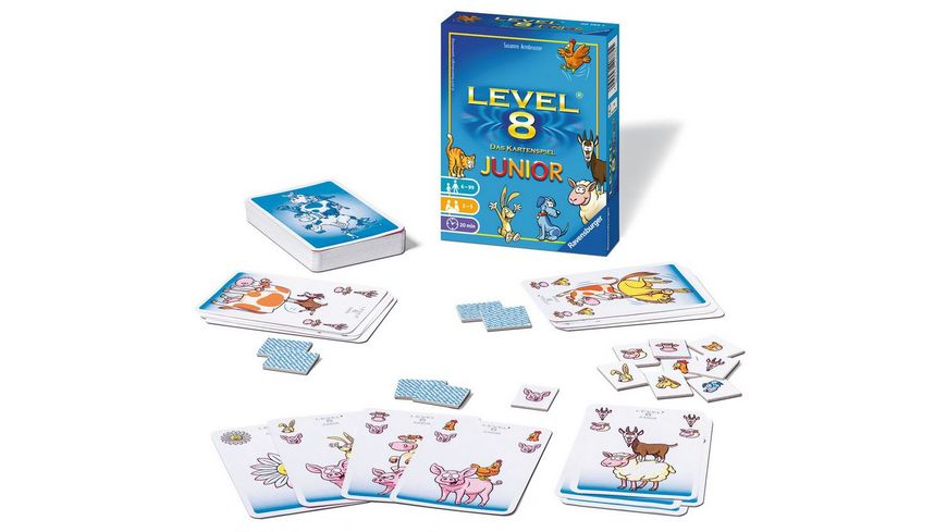 Ravensburger Spiel Level 8 Junior