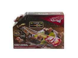 Mattel Disney Cars 3 Smokeys Traktor Trainingspiste