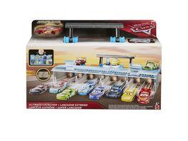 Mattel Disney Cars 3 Mega Rennstarter