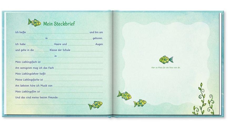 Der Wunschfisch Geschenkbuch zur Erstkommunion