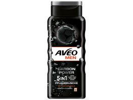 AVEO MEN Duschgel 3in1 Carbon Power