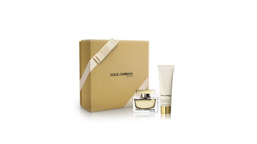 DOLCE GABBANA The One Duftset