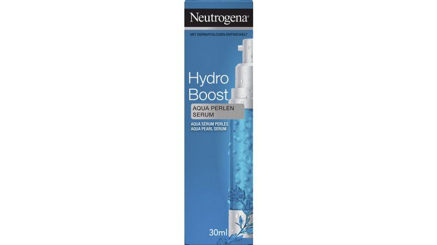 Neutrogena Hydro Boost Aqua Perlen Serum