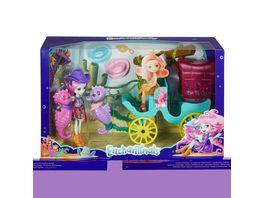 Mattel Enchantimals Seepferdchen Kutsche Spielset