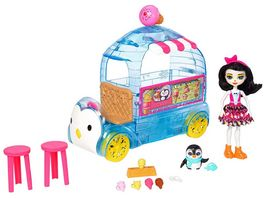 Mattel Enchantimals Eiswagen Spielset