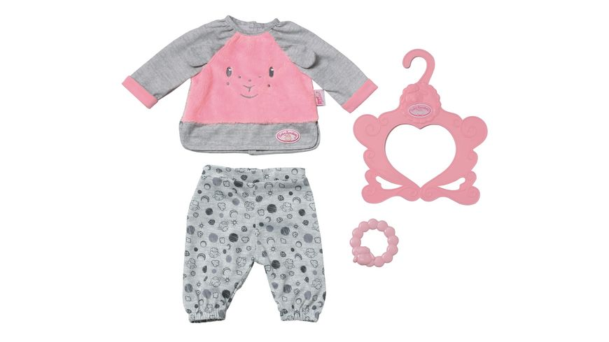Zapf Creation Baby Annabell Sweet Dreams Schlafanzug