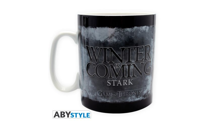 Game of Thrones Stark Tasse 460 ml