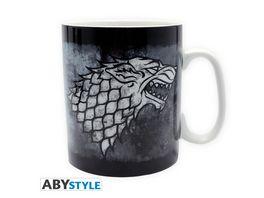 Game of Thrones Stark Tasse 460 ml