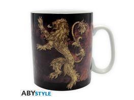 Game of Thrones Lannister Tasse 460 ml