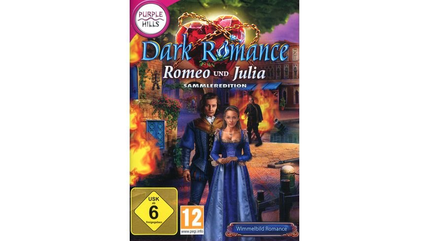 Dark Romance 6 Romeo Julia