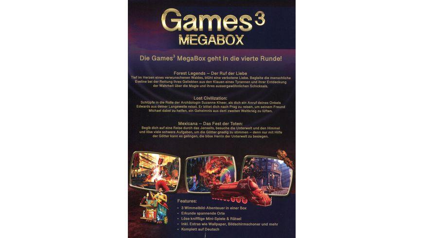 Games3 Mega Box Vol 4