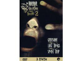 Die Horror Collection Vol 2 3 DVDs