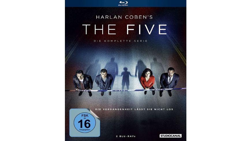 The Five Die komplette Serie 2 BRs