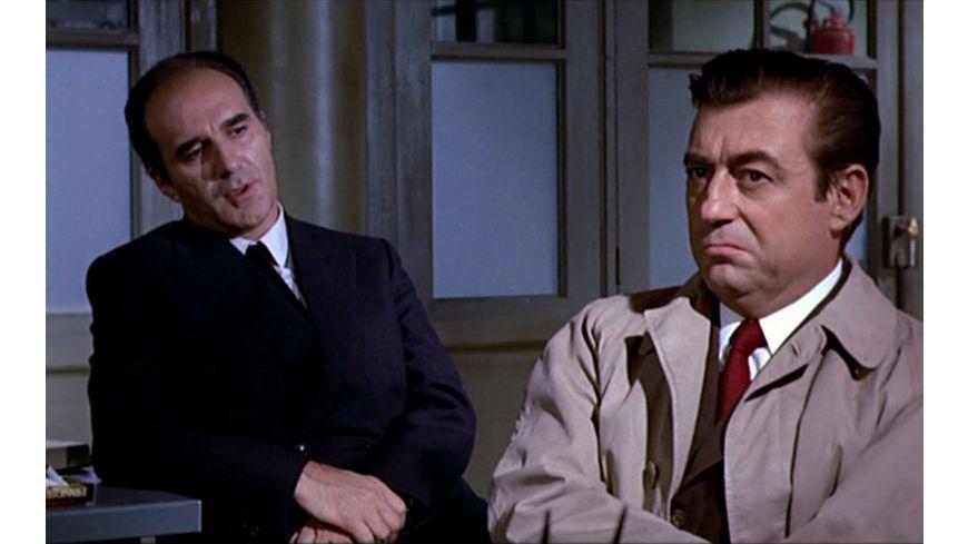 Das Maedchen und der Kommissar