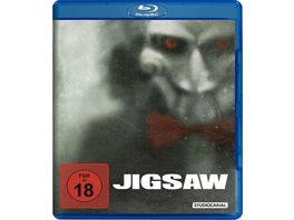Jigsaw SAW VIII Steelbook