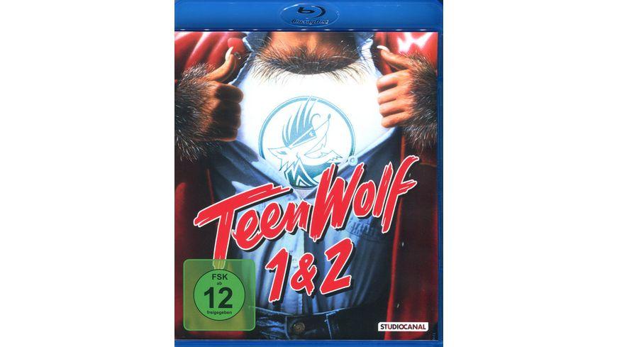 Teen Wolf 1 2