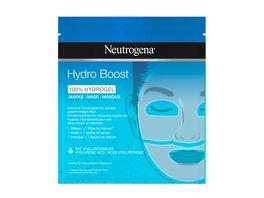 Neutrogena Maske Hydro Boost Hydrogel