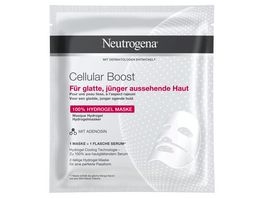 Neutrogena Cellular Boost Maske
