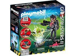 PLAYMOBIL 9346 Ghostbusters Geisterjaeger Egon Spengler