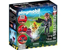 PLAYMOBIL 9347 Ghostbusters Geisterjaeger Peter Venkman