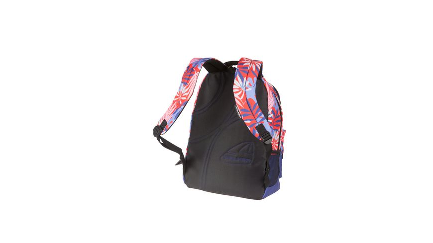 CHAP Rucksack Classic red leaves