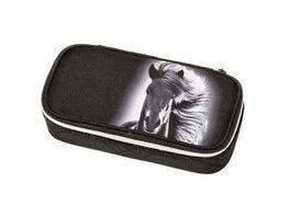 SCHNEIDERS Pencil Box Dream Horse Black
