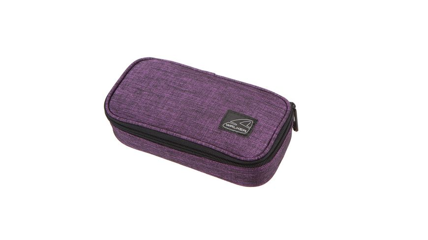 Schneiders POSH Stiftebox violet melange