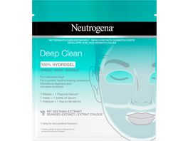 Neutrogena Maske Pure Boost Hydrogel
