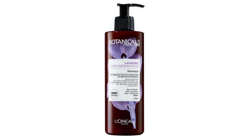 BOTANICALS Lavendel Hydratisierendes Pflege Shampoo