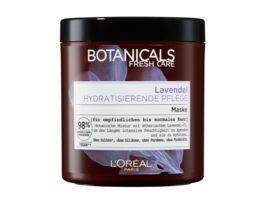 BOTANICALS Lavendel Hydratisierende Pflege Maske