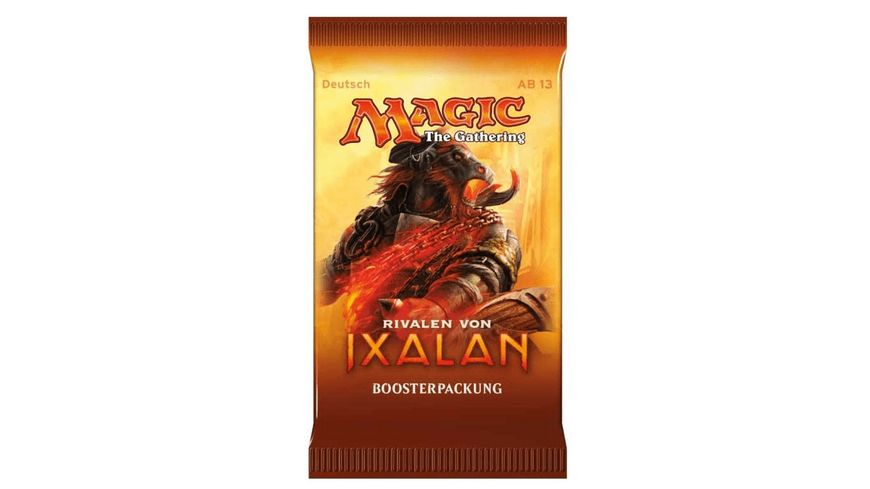 Magic the Gathering Rivalen von Ixalan Booster