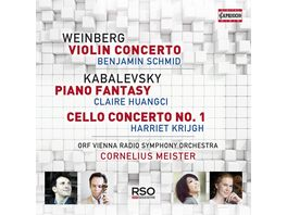 Violinkonzert Klavierfantasie Cellokonzert
