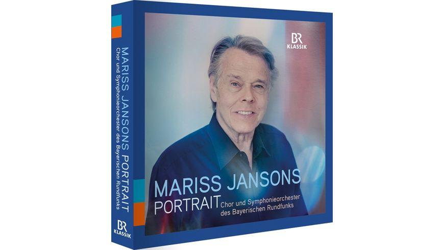Mariss Jansons Portrait