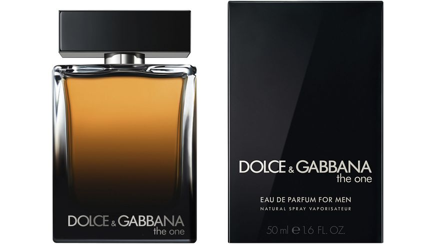 DOLCE GABBANA THE ONE FOR MEN Eau de Parfum