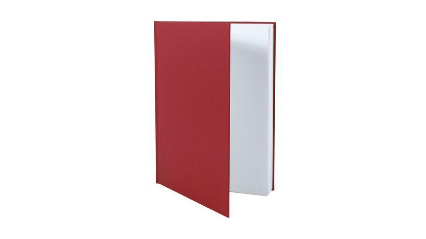 ROeSSLER Notizbuch S O H O A4 rot blanko