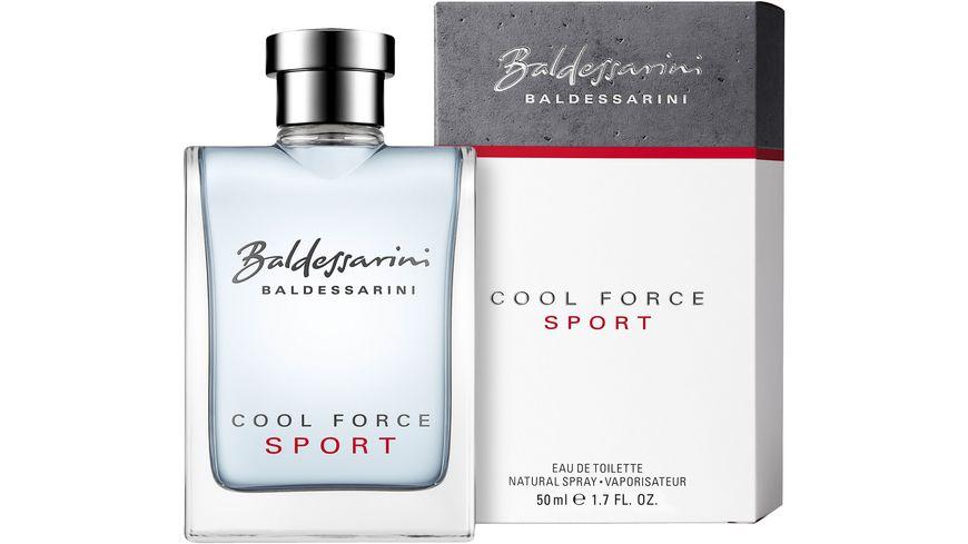 Baldessarini Cool Force Sport Eau de Toilette Natural Spray