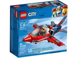 LEGO City 60177 Duesenflieger