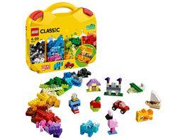 LEGO Classic 10713 LEGO Bausteine Starterkoffer Farben sortieren