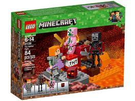 LEGO Minecraft 21139 Nether Abenteuer