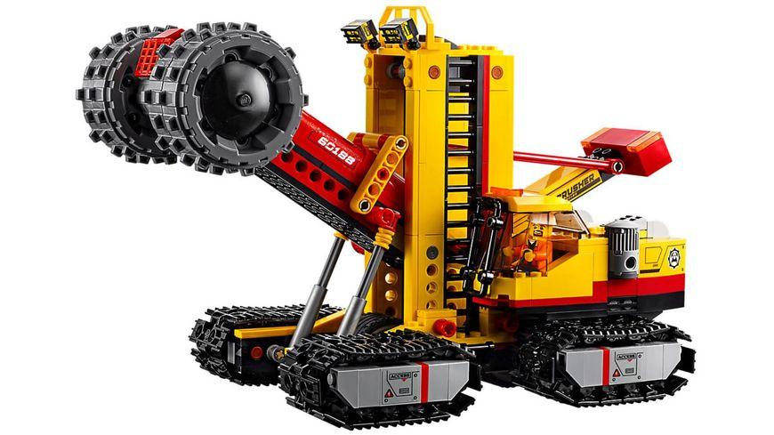 LEGO City 60188 Bergbauprofis an der Abbaustaette