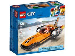 LEGO City 60178 Raketenauto