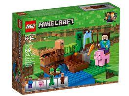 LEGO Minecraft 21138 Melonenplantage