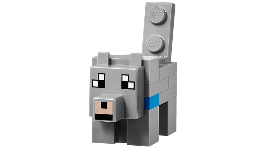 lego minecraft 21140 h hnerstall online bestellen m ller. Black Bedroom Furniture Sets. Home Design Ideas