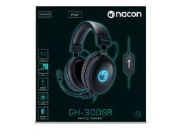 NACON Gaming Headset 7 1 GH 300SR