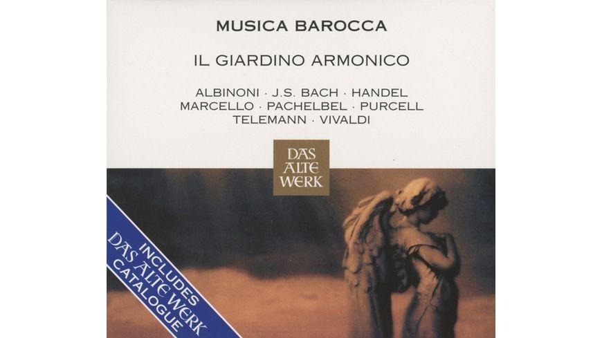 Musica Barocca Inkl Das Alte Werk Katalog