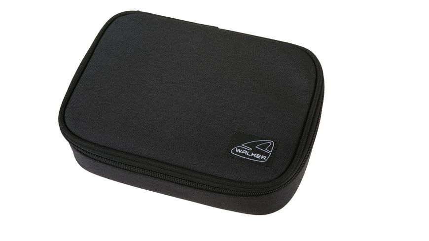 BIG CLASSIC Stiftebox black melange